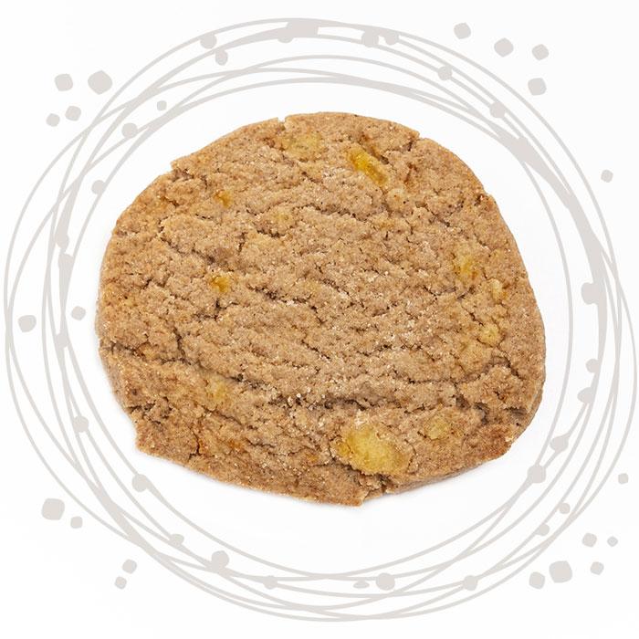 biscotto alla cannella e arancia