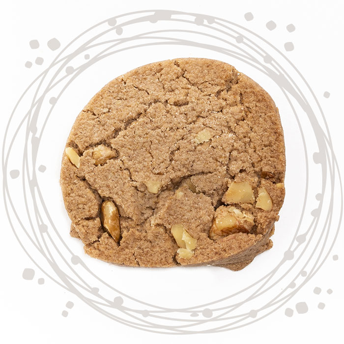 biscotto cannella e noci