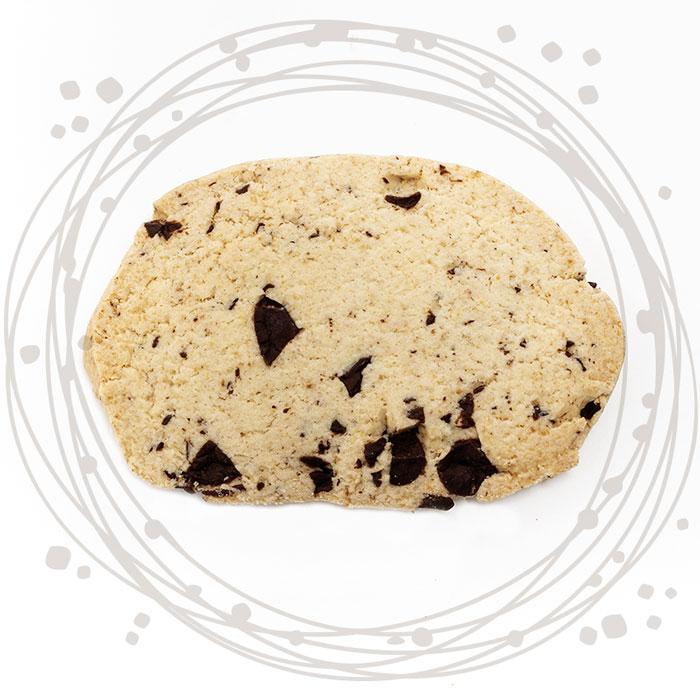 biscotto al cioccolato